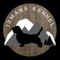 Ismans Kennel Logo.008